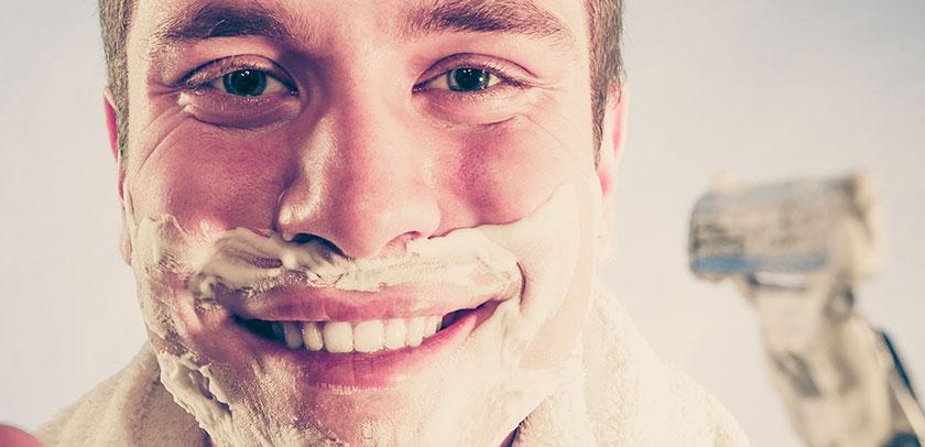 Olika sorters mustascher