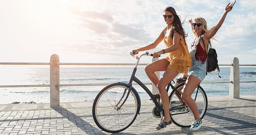 Tips för att köpa damcykel